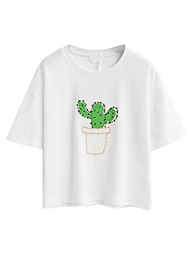 PERSUN-Womens-Cute-Summer-Crop-Top-Loose-T-Shirt