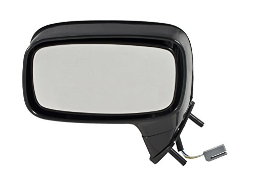 1988-1993 Mustang Convertible Power Side View Mirror Assembly - LH