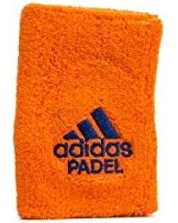 MUÑEQUERA LARGA ADIDAS PACK 2 AZUL: Amazon.es: Deportes y ...