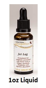 Newton Labs Jet Lag, 1 fl. oz. by Newton Homeopathics (Image #1)