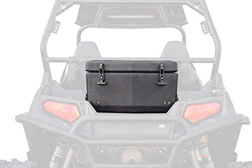 - SuperATV Rear Heavy Duty Cargo Storage Box/Cooler for Polaris RZR 800/800 S / 800 4/570 - Insulated to Keep Drinks Cold