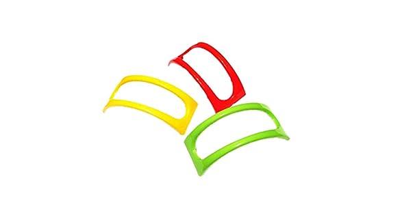 Amazon.com: Newkelly - Soporte de plástico para platos de ...