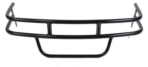 Bumper Cowl Front (EZGO TXT Medalist Golf Cart Black Steel Brush Guard)