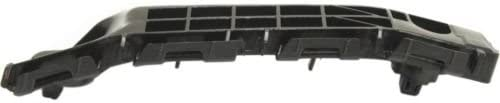 DAT AUTO PARTS Bumper Bracket Replacement for 12-14 Toyota Yaris for Hatchback Models Black Front Right Passenger Side TO1067176