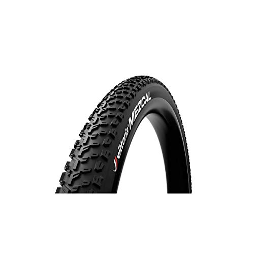 Vittoria Mezcal G+ TNT Folding Cross Country/Mountain Bicycle Tire (Anth/blk/blk - 26 x 2.1)