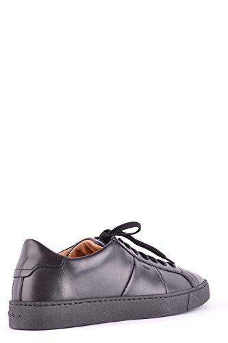 SANTONI Sneakers Uomo MCBI267037O Pelle Nero