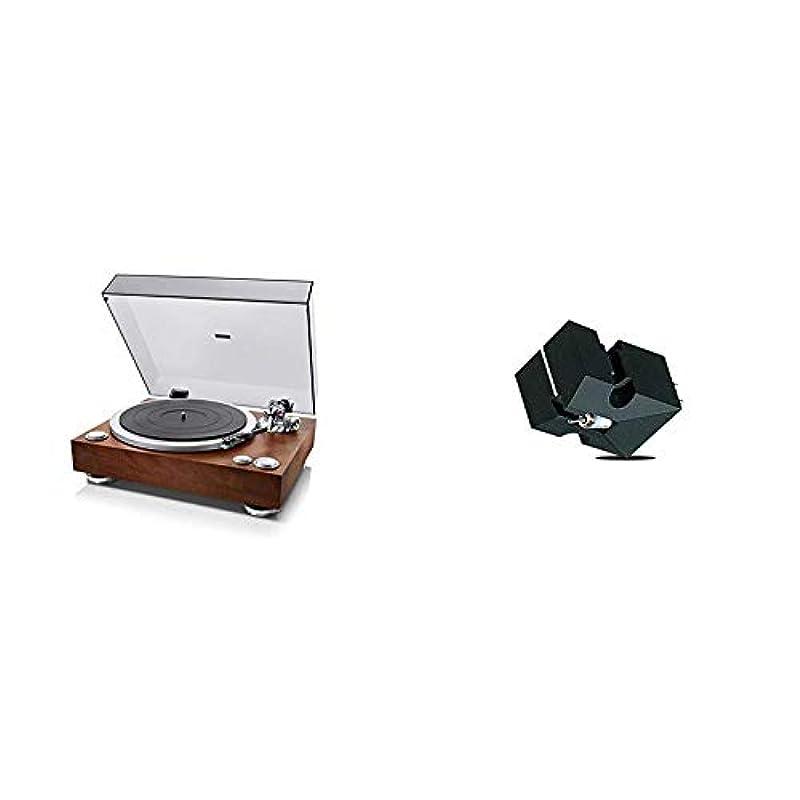 DENON 아날로그 레코드 플레이어 나무결 DP-500-M & MC형 카트리지 DL-103