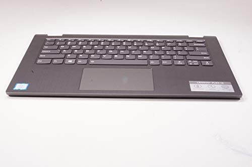 FMB-I Compatible with SM10N19275 Replacement for Keyboard US Gray+Backlight