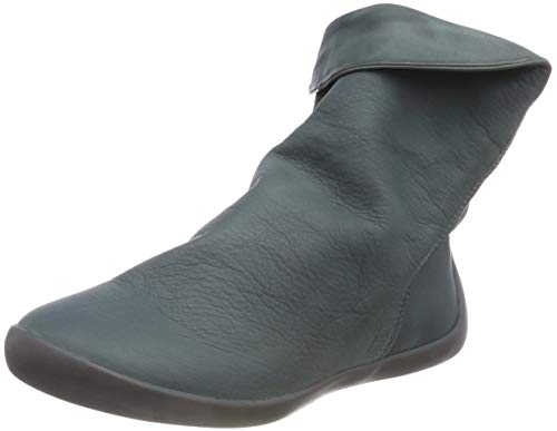 Ankle Blau Softinos petrol Women''s Washed Nat332sof Boots xnTTA16O