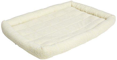 AmazonBasics Padded Pet Bolster Bed - 40 x 26 inches by AmazonBasics