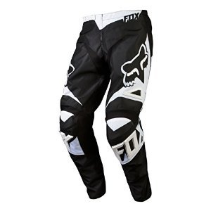 Fox Racing 180 Race Men's MX Motorcycle Pants - Black / Size 34 by Fox Racing