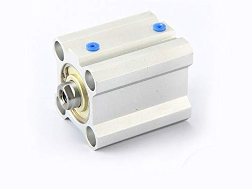 BEESCLOVER Bore Size 12mm30mm Stroke CQ2B Standard Aluminum Compact Pneumatic Air Cylinder Double Acting Show One Size