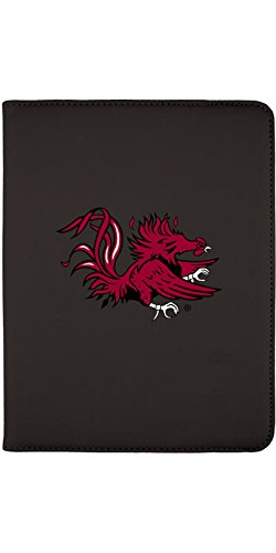 - South Carolina - Gamecocks design on Black 2nd-4th Generation iPad Swivel Stand Case