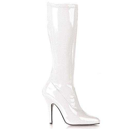 Pleaser Seduce-2000 - sexy zapatos de tacón alto mujer botas - tamaño 36-48, US-Damen:EU-37 / US-7 / UK-4