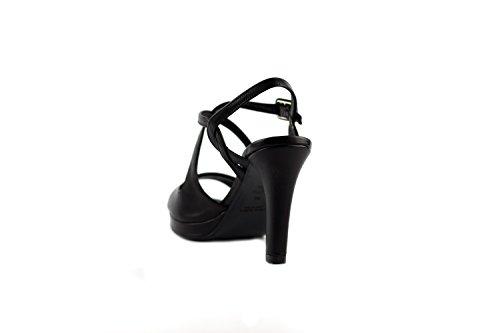 Silvana Women's Fashion Sandals Black c6iK7NAq2j