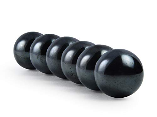 Hematite Magnets Set of 6-1