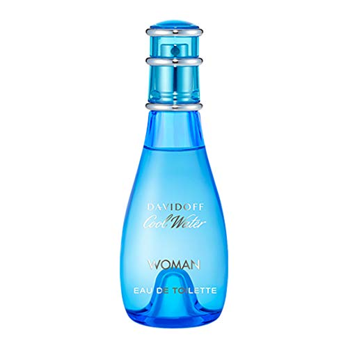 Cool Water by Zino Davidoff for Women - 1 Ounce EDT Spray ()