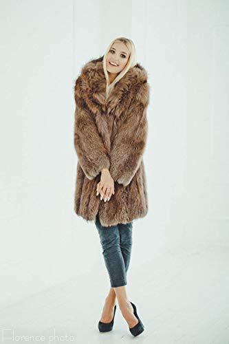 Real fur coat for women - Winter coats