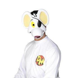 Lovely Adult Danger Mouse Fancy Dress| 80u0027s Cartoon Character: Amazon.co.uk: Toys  U0026 Games