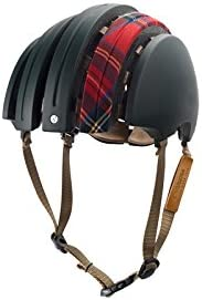 Brooks England Foldable Helmet with Fabric Cover
