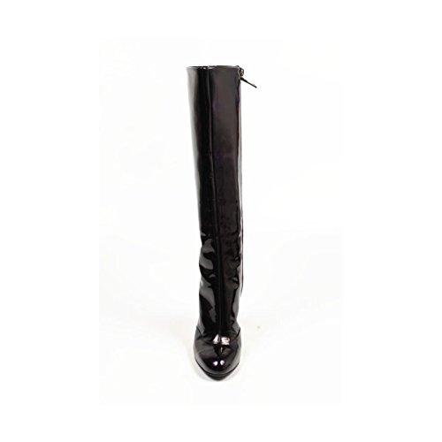 Sebastian - Botas de Piel para mujer negro negro 36 negro