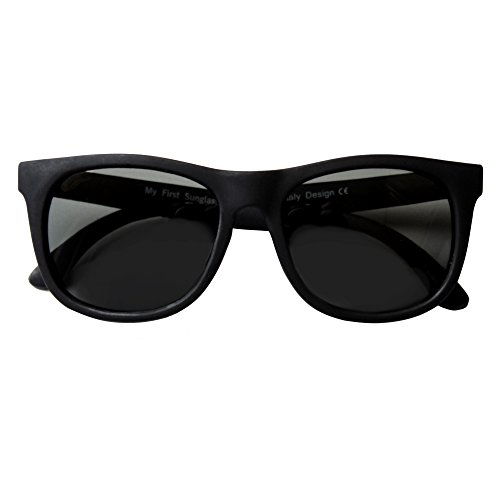 MFS -Wayfarer-110mm- Black (Polarized) - 1 - With Baby Sunglasses