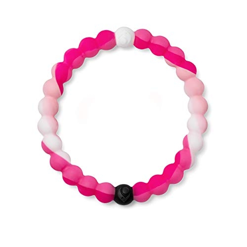 Breast Cancer Awareness Bracelet - Lokai BCRF Swirl Cause Collection Bracelet, Medium