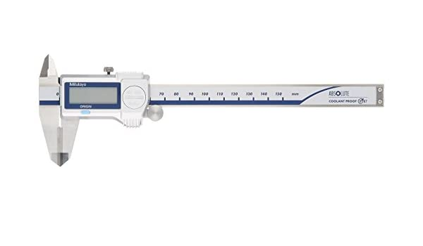 Carbide OD//ID IP67 Mitutoyo 500-723-20 Digimatic Caliper with Statistical Process Control 0.01 mm 0-150 mm
