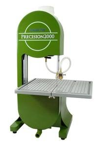 Studio Pro Precision 2000 Wet/Dry Bandsaw with Diamond and Wood Blades - Ring Saw