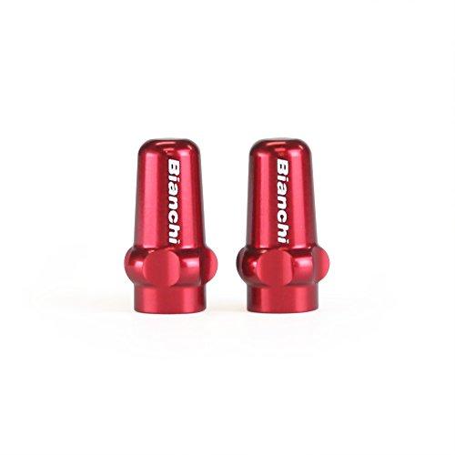 Bianchi(ビアンキ) バルブキャップ B レッド JPP0104002RD000
