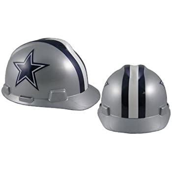 abfd381d6 Amazon.com: MSA NFL Ratchet Suspension Hardhats - Arizona Cardinals ...