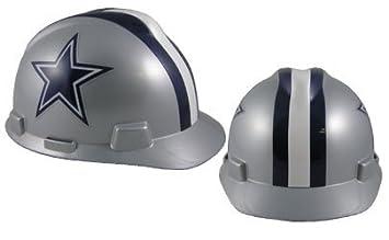 b9f8d9e2 MSA 818392 NFL V-Gard Protective Cap, Dallas Cowboys