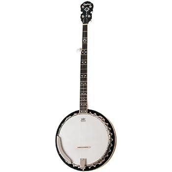 Epiphone MB-200 Banjo, Red Brown
