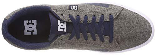 Shoes Dc Cbq brn aqua Da Lynnfield Scarpe Uomo Se Skateboard Marrone Tx fUqSxnU