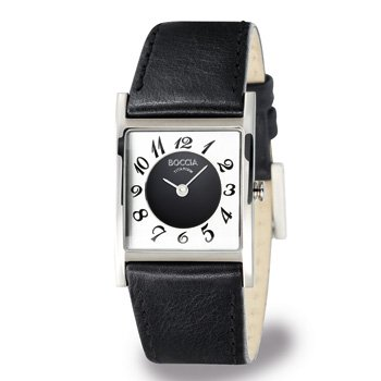 3163-01 Ladies Boccia Watch