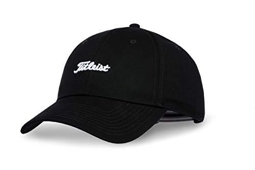 Titleist Men's Nantucket Golf Hat, Black