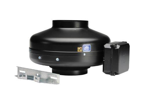 Soler & Palau PV-200X In-line Exhaust Fan