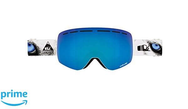 241f1e83b3c Amazon.com   SANDBOX The Kingpin - Arctic - Blue Ion (Bonus Blackout ...