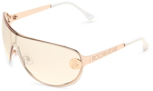 Logo Metal Shield Sunglasses - 9