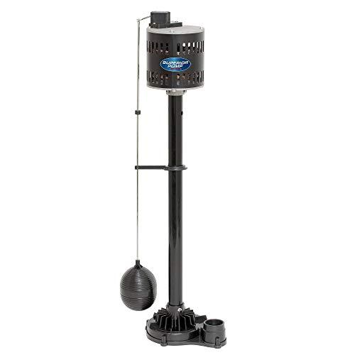 0.5 Hp Pedestal Pump - PUMP PLASTIC PEDESTAL 1/2HP