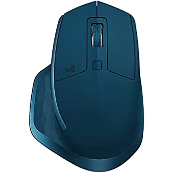 fef740752c6 Logitech MX Master 2S Wireless Mouse - Use on Any Surface, Hyper-Fast  Scrolling, Ergonomic Shape, Rechargeable, Control up to 3 Apple Mac and  Windows ...