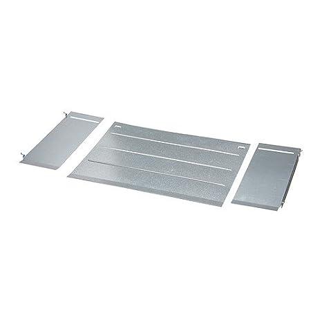 IKEA NYTTIG - separador Encimera para el cajón, acero ...