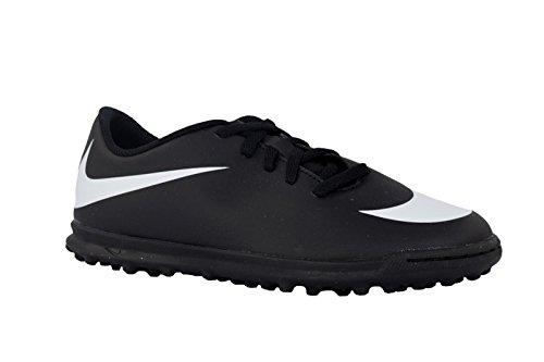 White Black II 5 Jr de fútbol Sala Bravata 001 Nike EU Unisex Adulto 38 Zapatillas Negro TF qPE1S7