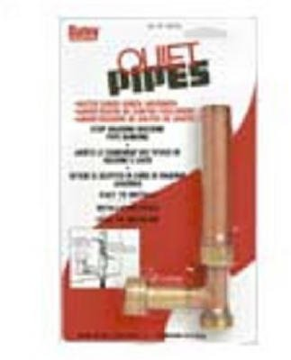 Oatey 38600 Quiet Pipes Washing Machine Supply Line Shock Absorber
