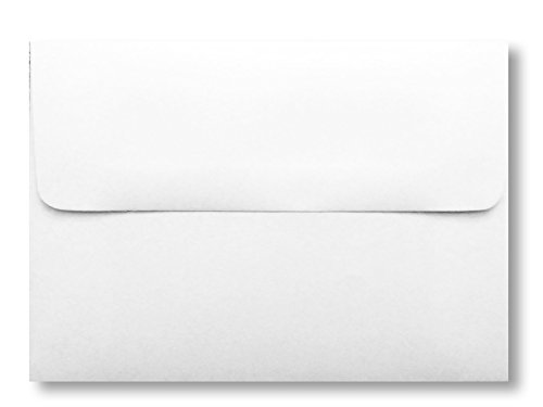 Envelopes Outer - Free Shipping 100 White A9 Envelopes (5-3/8