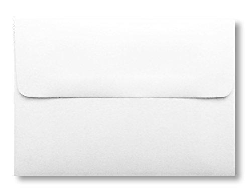 (Bright White 300 Boxed A2 60lb Envelopes (4-3/8