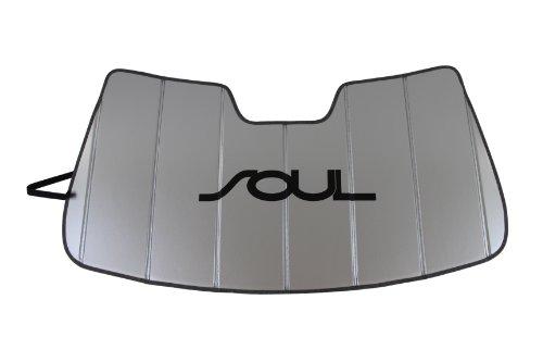 Kia Genuine Accessories U8720-2K000 UV Sunshade for Select Soul Models (Best Kia Soul Model)
