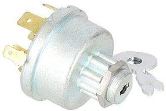 Ignition Key Switch 7 Terminal Ford 7610 2000 3600 6610 4000 4110 New Holland