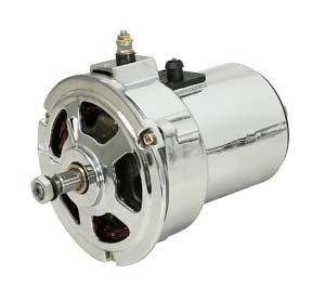 vw bug alternator - 9