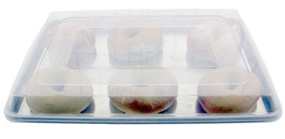 Libertyware 18 X 13 Jelly Roll Half Size Cookie Sheet Pan and Cover by Libertyware (Image #4)